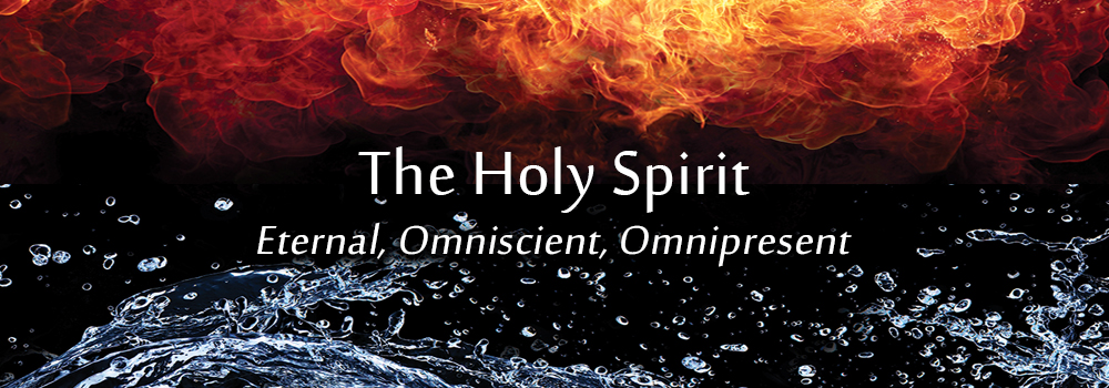Holy Spirit article
